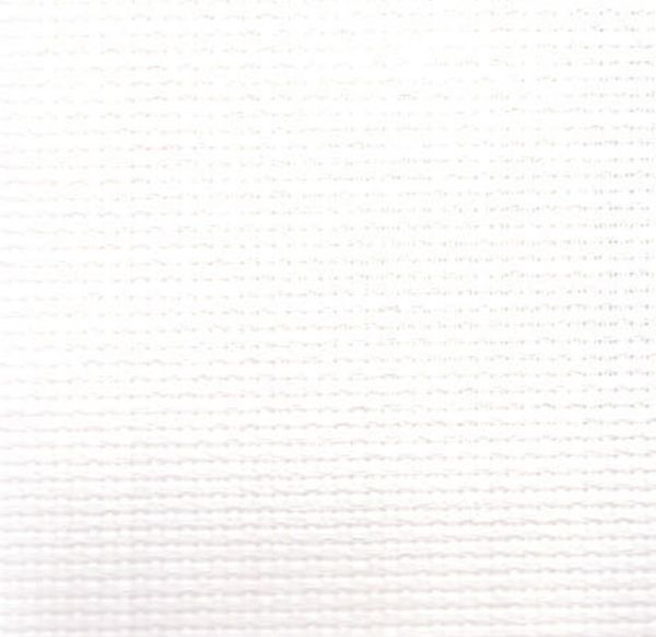 DMC White 14 Count Aida  Extra Large Fabric